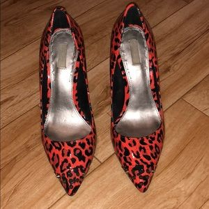 Rachel Roy Spiked pumps!!!